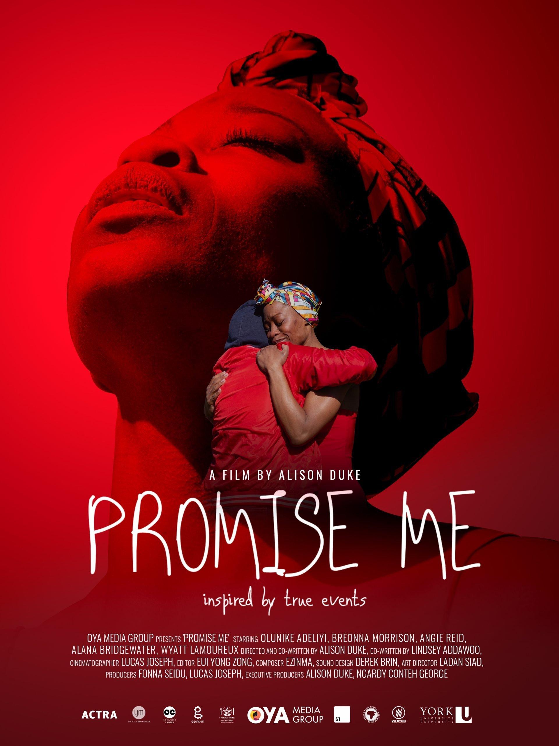 Promise Me Film Women Of The Lens Film Festival
