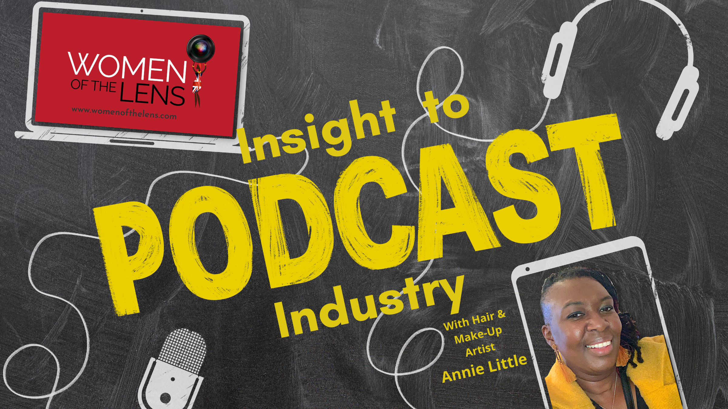 women of the Lens podcast with Annie Little