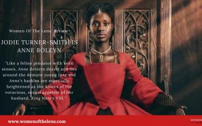 Jodie Turner-Smith is Anne Boleyn, Reveiw