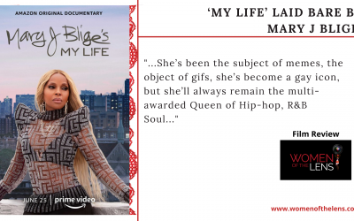 'My Life' laid bare by Mary J Blige