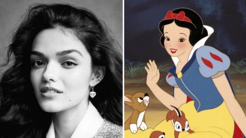 Rachel Zegler is Snow White