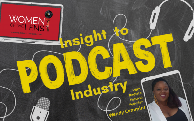 Insight to Industry Podcast Festival Production